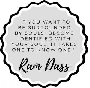 Ram Dass Quote